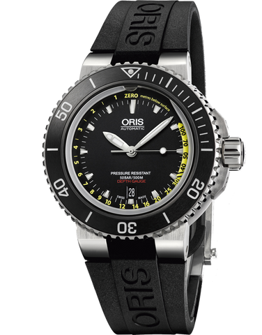 Oris Aquis Depth Gauge - 01-733-7675-4154-Set-RS