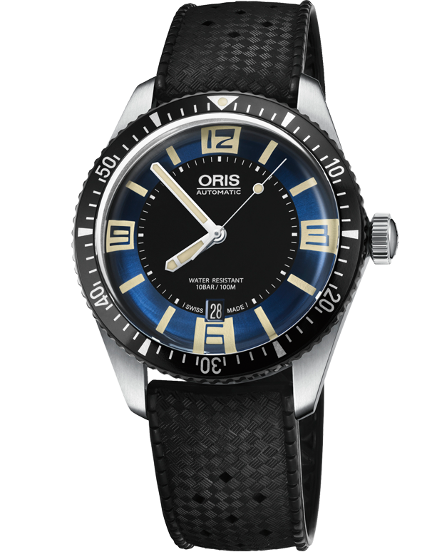 Oris Divers Sixty-Five Watch - 01-733-7707-4035-07-4-20-18 - Salera's Melbourne, Victoria and Brisbane, Queensland Australia