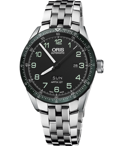 Oris Calobra Day Date Limited Edition II - 01-735-7706-4494-Set-MB