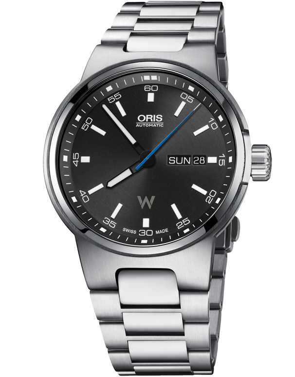 Oris Williams Day Date Watch - 01-735-7716-4154-07-8-24-50 - Salera's Melbourne, Victoria and Brisbane, Queensland Australia
