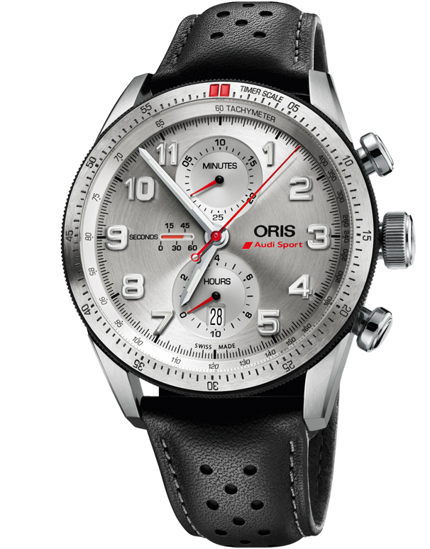 Oris Audi Sport Limited Edition Chronograph - 01-774-7661-7481-Set - Salera's Melbourne, Victoria and Brisbane, Queensland Australia