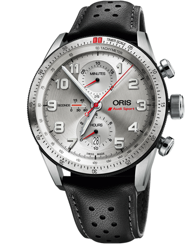 Oris Audi Sport Limited Edition Chronograph - 01-774-7661-7481-Set - 757251