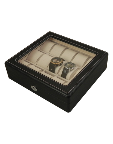 15x Watch Box (Carbon) - 763403