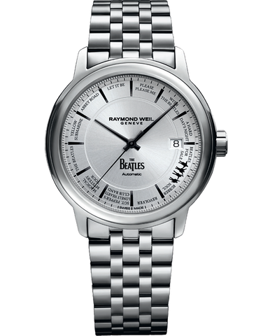 Raymond Weil Maestro Beatles Limited Edition - 2237-ST-BEAT1 - 761374