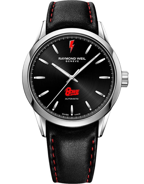 Raymond Weil Freelancer David Bowie Limited Edition
