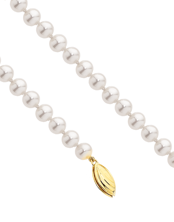 Pearl Bracelet - Yellow Gold Pearl Bracelet - 705536 - Salera's Melbourne, Victoria and Brisbane, Queensland Australia