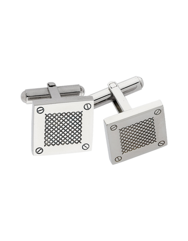 S-Steel Men's Cufflinks - 708473