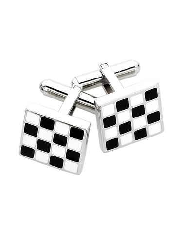S-Steel Men's Cufflinks - 708474