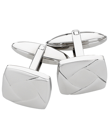 S-Steel Men's Cufflinks - 708475