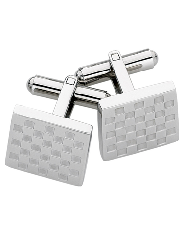 S-Steel Men's Cufflinks - 708476