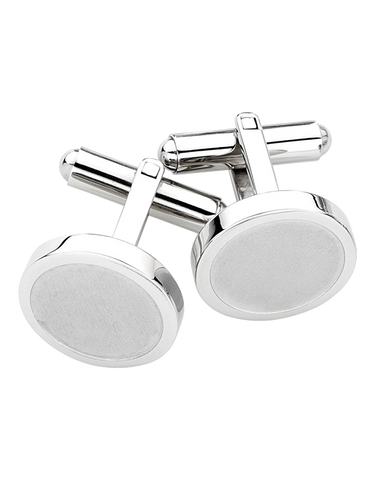 S-Steel Men's Cufflinks - 708477