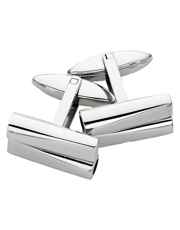 S-Steel Men's Cufflinks - 708478 - Salera's Melbourne, Victoria and Brisbane, Queensland Australia