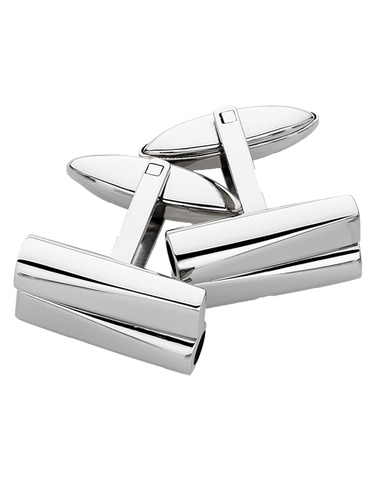 S-Steel Men's Cufflinks - 708478