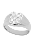 Sterling Silver Ring - Sterling Silver Croatian Ring - 709300