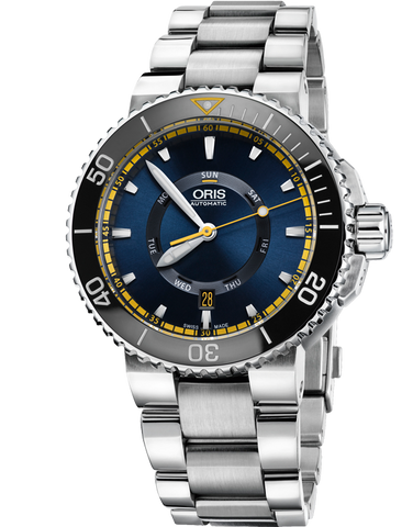 Oris Great Barrier Reef Limited Edition II - 735-7673-4185-SET MB