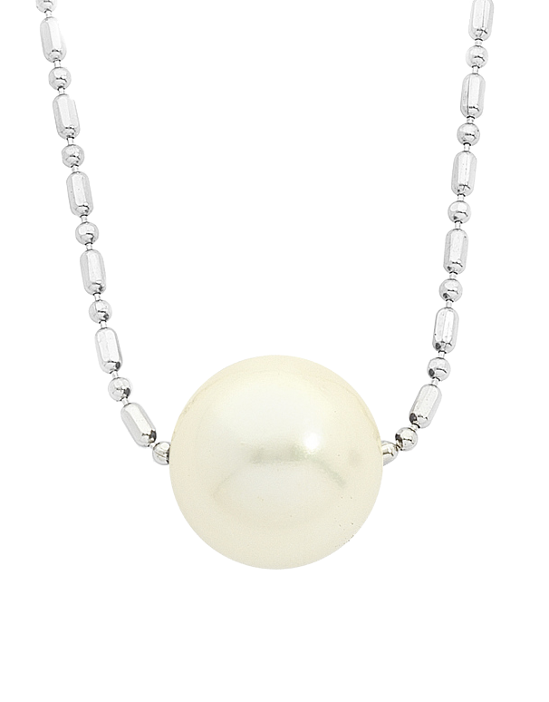 Pearl Necklace - Freshwater Pearl Necklet (45cm) - 745065 - Salera's Melbourne, Victoria and Brisbane, Queensland Australia