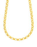 Gold Fusion Chain - 45cm Belcher Chain - 748819 - Salera's Melbourne, Victoria and Brisbane, Queensland Australia - 1