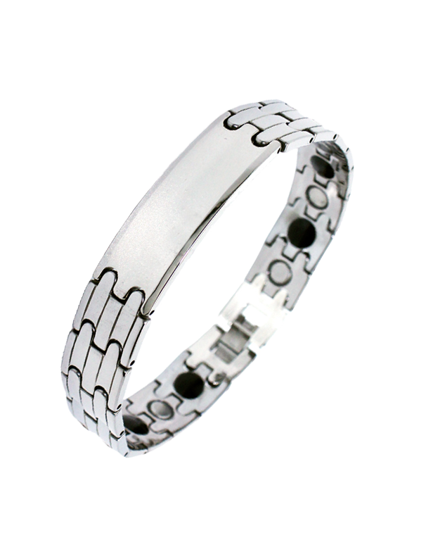 S-Steel Men's Tungsten Bracelet - 749849 - Salera's Melbourne, Victoria and Brisbane, Queensland Australia