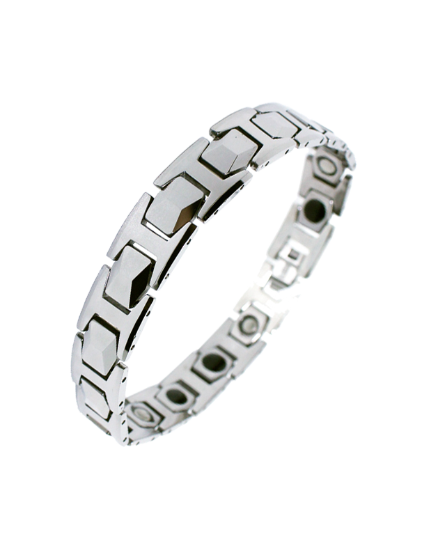 S-Steel Men's Tungsten Bracelet - 749853 - Salera's Melbourne, Victoria and Brisbane, Queensland Australia