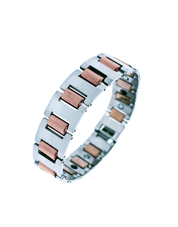 S-Steel Men's Tungsten Bracelet - 749856 - Salera's Melbourne, Victoria and Brisbane, Queensland Australia