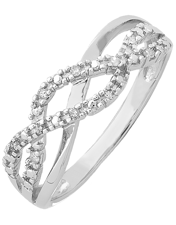 Diamond Ring - White Gold Diamond Dress Ring - 754085 - Salera's Melbourne, Victoria and Brisbane, Queensland Australia