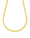 Gold Fusion Chain - 45cm Gold Chain - 754390 - Salera's Melbourne, Victoria and Brisbane, Queensland Australia - 1