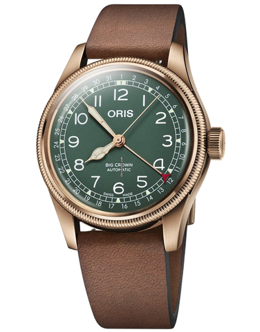 Oris Big Crown Pointer Date 80th Anniversary Edition - 01-754-7741-3167-LS - 769653