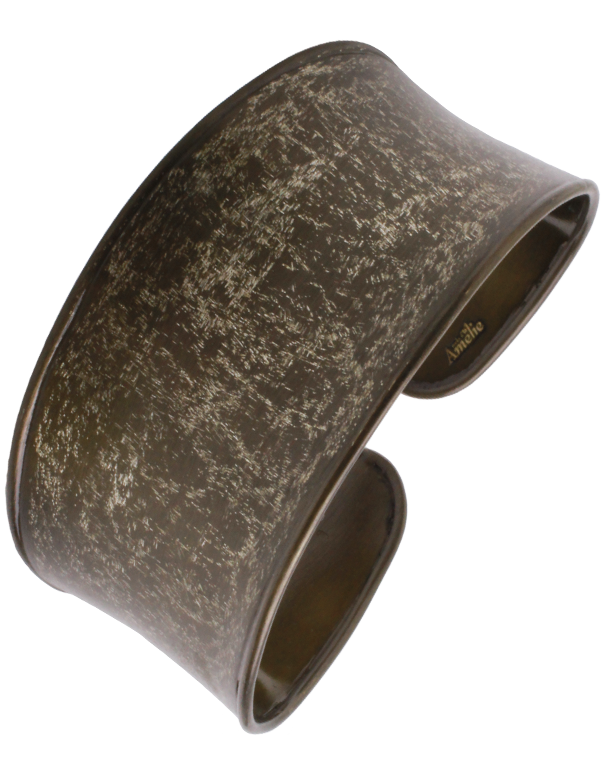 Mode d'Amelie - Sterling Silver Cuff Bangle - 755767 - Salera's Melbourne, Victoria and Brisbane, Queensland Australia
