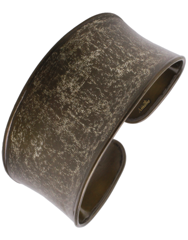 Mode d'Amelie - Sterling Silver Cuff Bangle - 755767