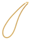 Gold Fusion Chain - 45cm Gold Fusion Necklet - 756711 - Salera's Melbourne, Victoria and Brisbane, Queensland Australia - 2