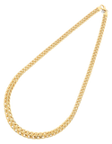 Gold Fusion Chain - 45cm Gold Fusion Necklet - 759472 - Salera's Melbourne, Victoria and Brisbane, Queensland Australia - 3