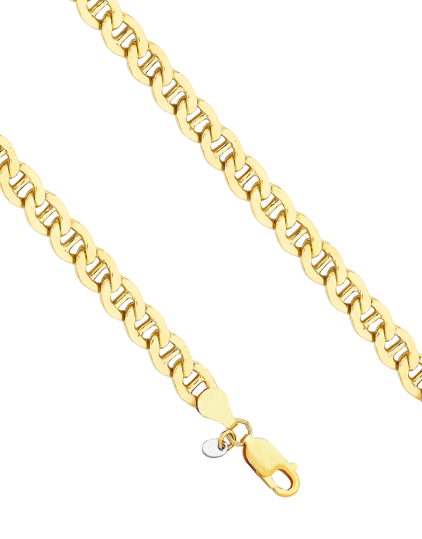 Gold Fusion Bracelet - Men's Anchor Bracelet - 759484 - Salera's Melbourne, Victoria and Brisbane, Queensland Australia