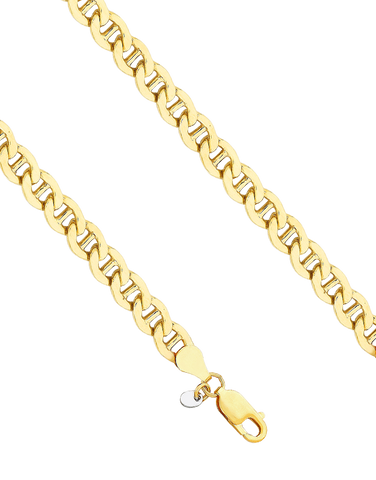 Gold Fusion Bracelet - Men's Anchor Bracelet - 759484