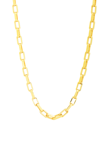 Gold Fusion Chain - Men's 55cm Open Box Chain - 759486