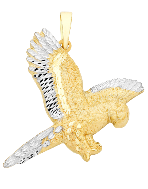 Men's Pendant - Two Tone Eagle Pendant - 760159 - Salera's Melbourne, Victoria and Brisbane, Queensland Australia