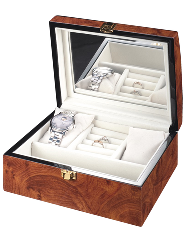 Jewellery Box - Piano Finish - 760643