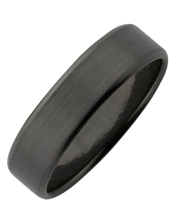 Ziro - Men's Zirconium Ring - 761787 - Salera's Melbourne, Victoria and Brisbane, Queensland Australia