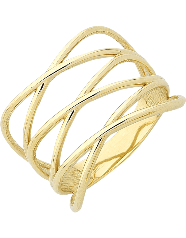 Gold Ring - Yellow Gold Ring - 763415 - Salera's Melbourne, Victoria and Brisbane, Queensland Australia