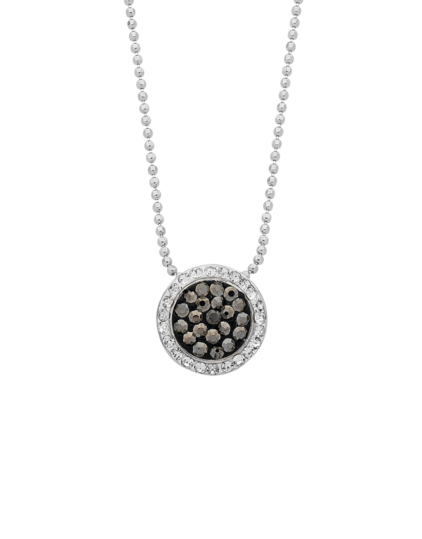 CZ Necklace - Sterling Silver CZ Necklet - 763614 - Salera's Melbourne, Victoria and Brisbane, Queensland Australia