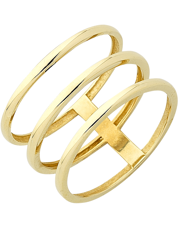 Gold Ring - Yellow Gold Ring - 763631 - Salera's Melbourne, Victoria and Brisbane, Queensland Australia