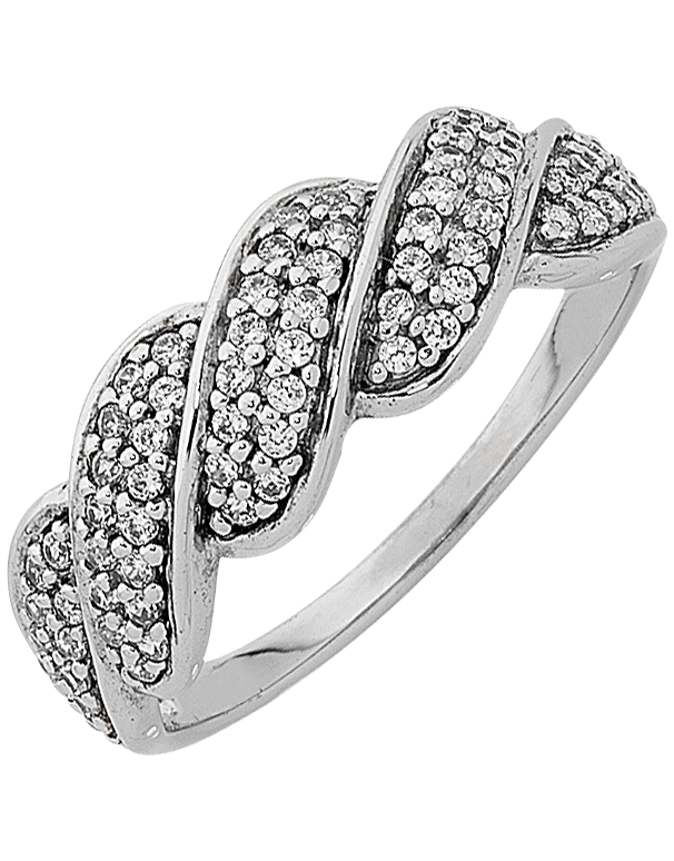 Diamond Ring - White Gold Diamond Dress Ring - 763759 - Salera's Melbourne, Victoria and Brisbane, Queensland Australia