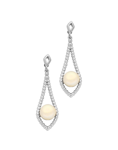 Pearl Earrings -  Freshwater Pearl Earrings - 766021