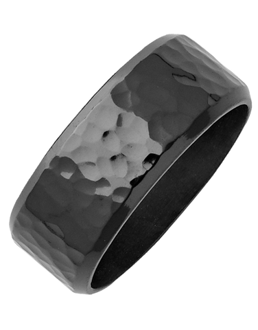 Ziro - Men's Zirconium Ring - 768966