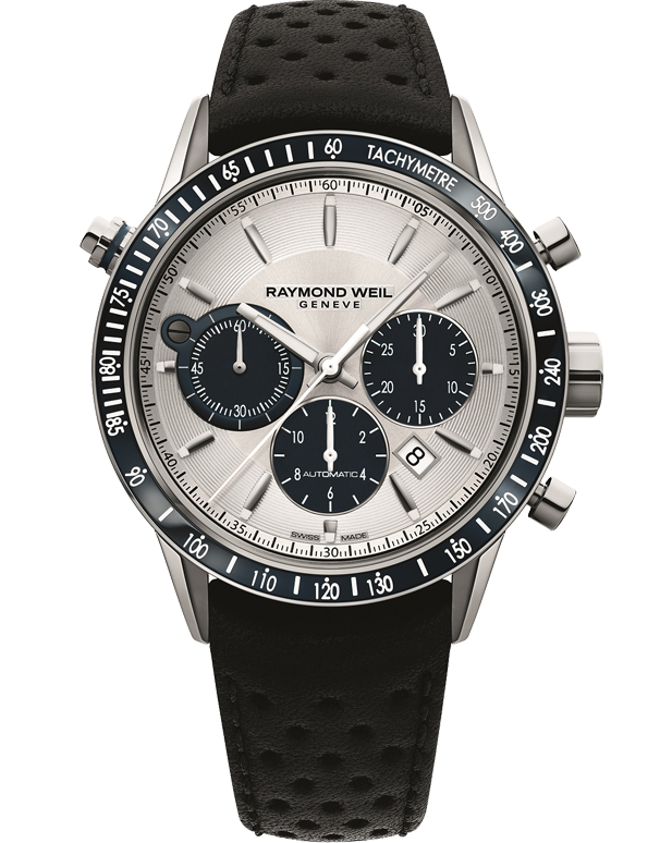 Raymond Weil Freelancer Chronograph - 7740-SC3-65521 - Salera's Melbourne, Victoria and Brisbane, Queensland Australia