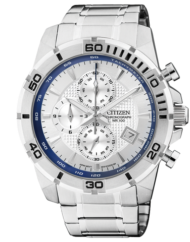 Citizen - Quartz Chronograph - AN3490-55A