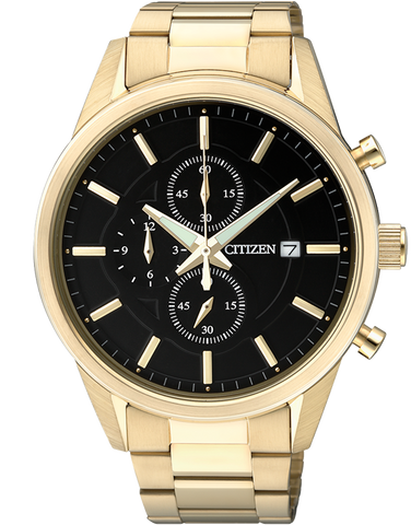 Citizen - Quartz Chronograph - AN3582-59E