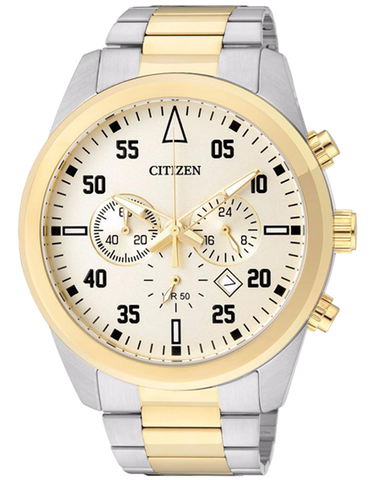 Citizen - Quartz Chronograph - AN8094-55P - 768125