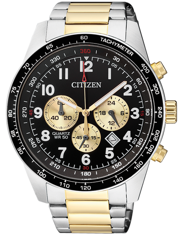 Citizen - Quartz Chronograph - AN8164-51E
