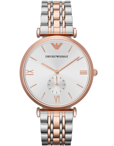 Emporio Armani - Gianni T-Bar Watch - AR1677