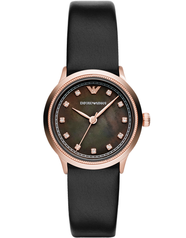 Emporio Armani - Alpha Rose Gold Watch - AR1802